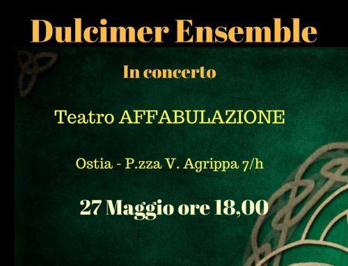 """Ostia, al teatro Affabulazione arriva la musica celtica con """"Dulcimer Ensemble"""" –"""